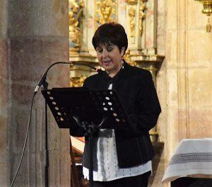 Lectura Exaltación a la Virgen de la Soledad de Zamora (febrero, 2020)