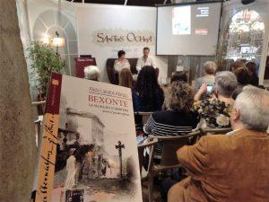 "Presentación de ""Bexonte"" (Logroño, mayo 2018)"