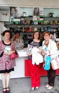 Feria del Libro de Madrid (junio 2015)