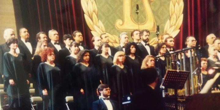 Mi querido Liceo, mi querida ópera, mis queridos recuerdos